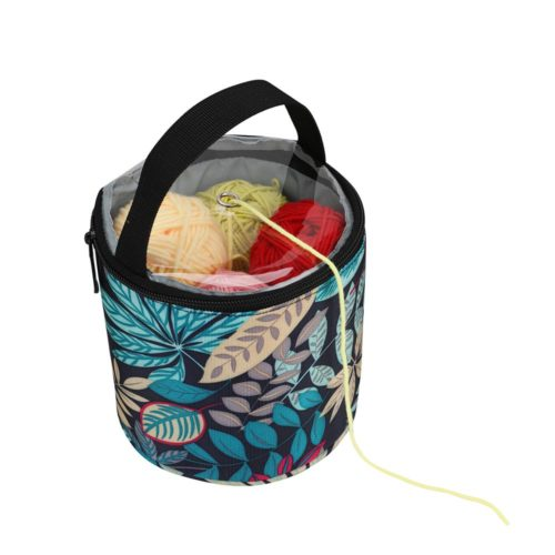 Pull-Out Yarn Knitting Storage Bag