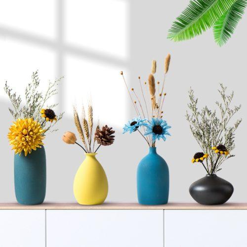 Nordic Style Small Ceramic Vase
