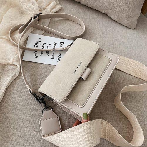 Ladies Bag Purse with 2 Straps