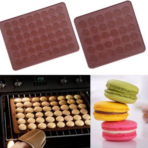 Non-Stick Silicone Macaron Baking Mat