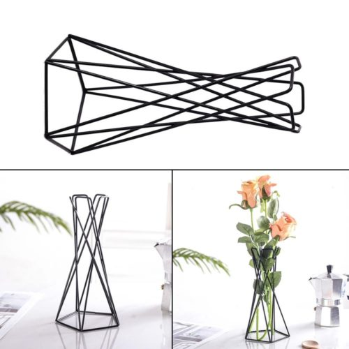 Minimalist Geometric Plant Holder