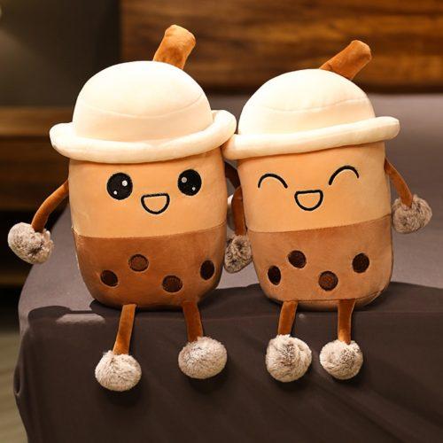 Boba Plush Toy Stuffed Bubble Tea Cup