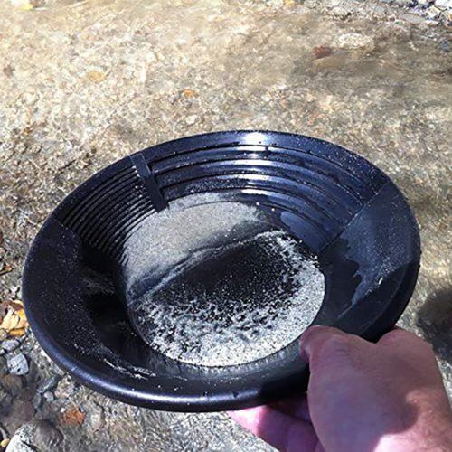 Plastic Gold Pan Mining Wash Basin