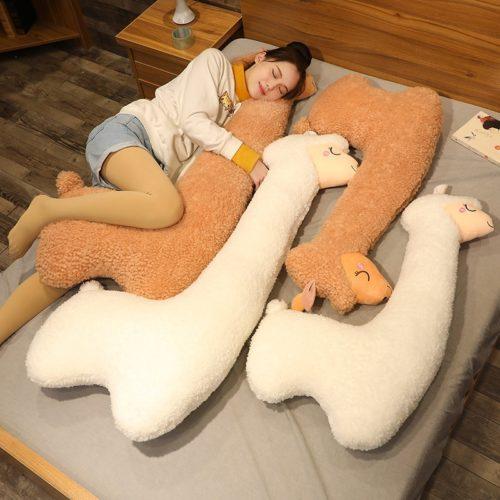Long Llama Pillow Plush