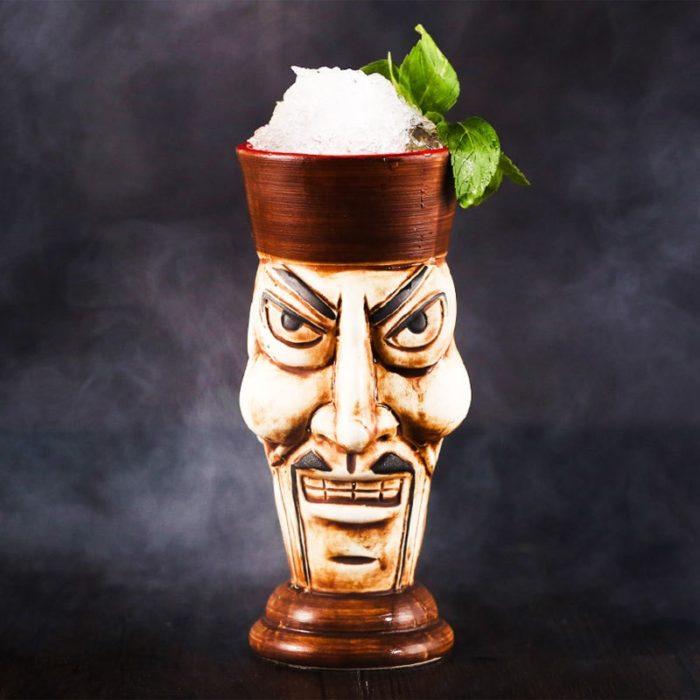 Hawaiian Creative Ceramic Tiki Mug