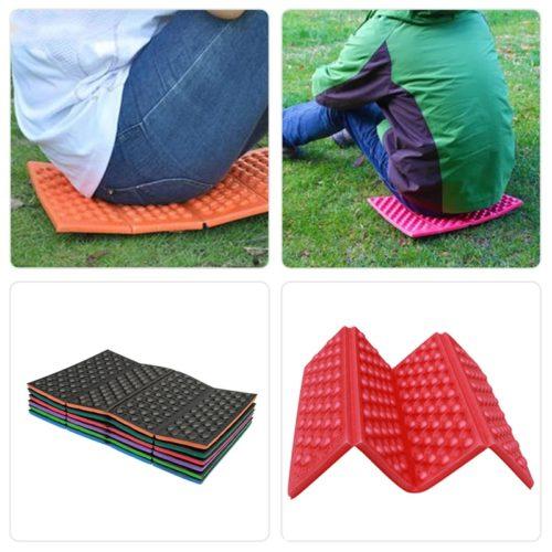 Foldable Foam Hiking Seat Pads
