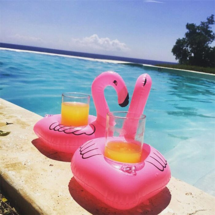 Inflatable Pool Drink Floater