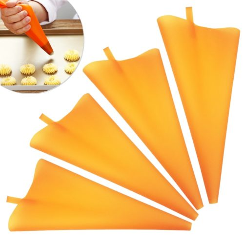 Reusable Silicone Pastry Piping Bag