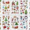 Christmas-10 Sheets