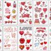 LOVE (10 Sheets)