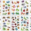 insect(10 Sheets)