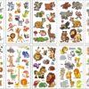 Animal (10 Sheets)