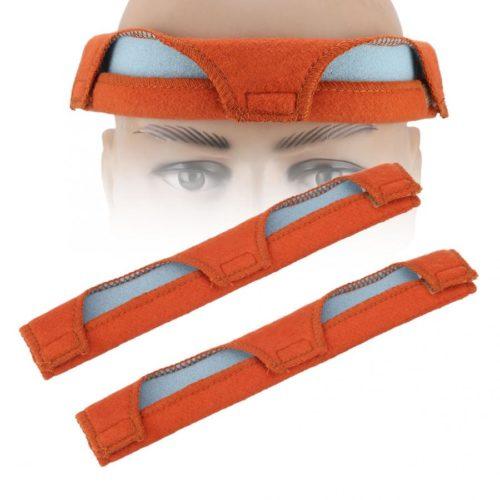 Breathable Hard Hat Sweatbands (2pcs)