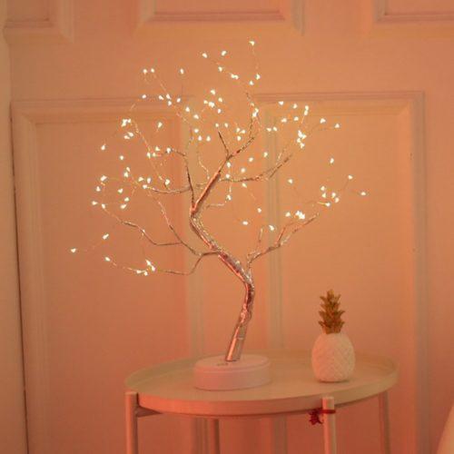LED Light Fairy Tree Lamp