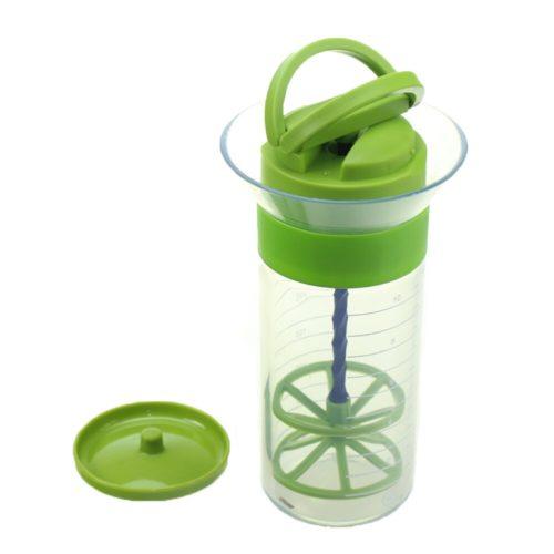 Whisk-Type 300ml Salad Dressing Shaker