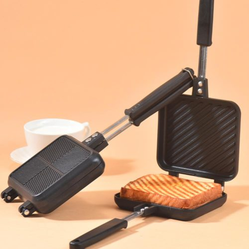 Non-Stick Single Sandwich Maker Pan