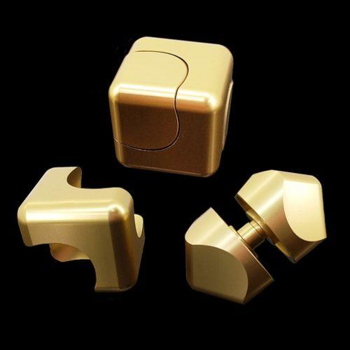 Gyro Cube Fidget Spinner