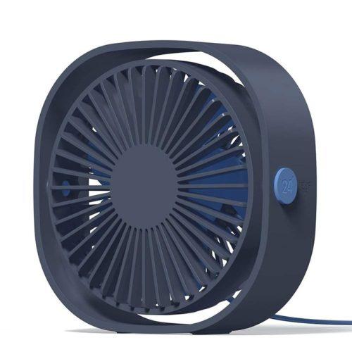 3 Speed USB Powered Portable Mini Fan