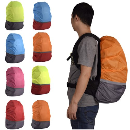 Reflective Backpack Waterproof Cover