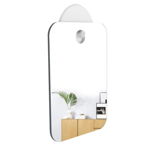Hanging Fog Free Shower Mirror