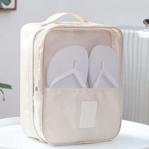 Spacious Shoe Bag for Travel