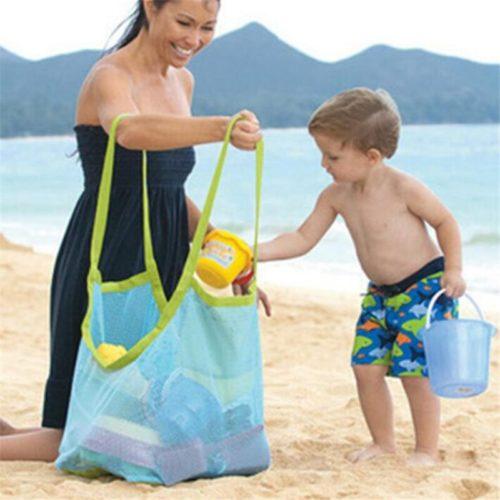 Mesh Sand Toys Bag