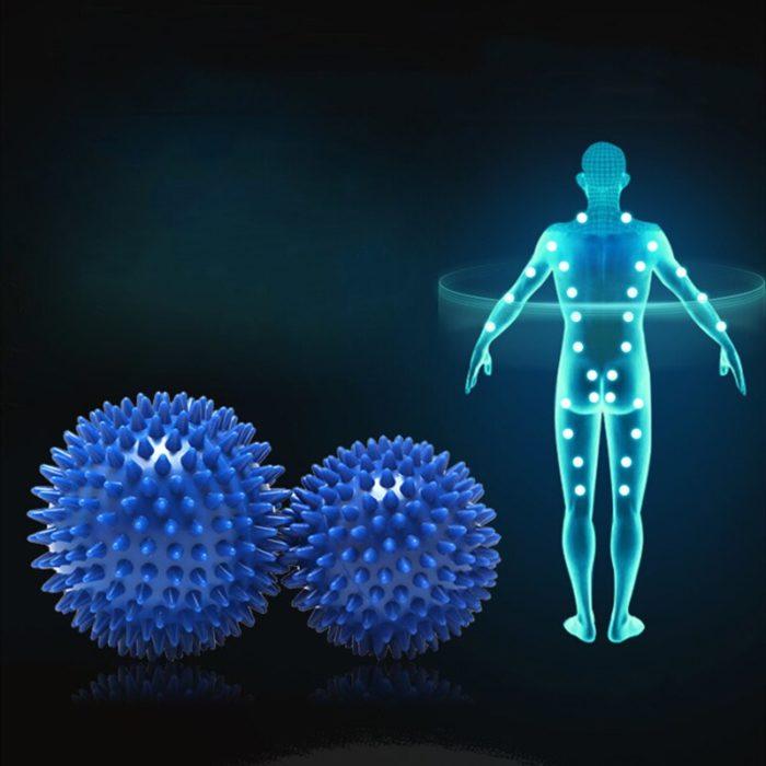 Physiotherapy Spike Massage Ball
