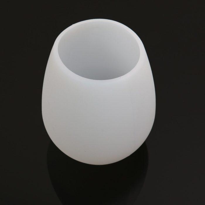 Reusable Silicone Rubber Wine Glass