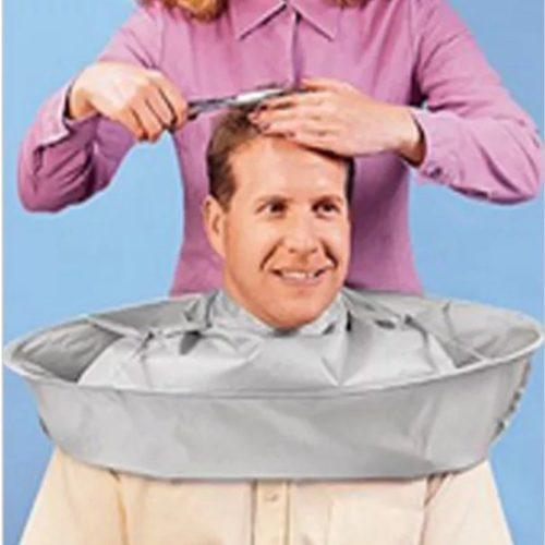 Haircut Umbrella Barber Cape