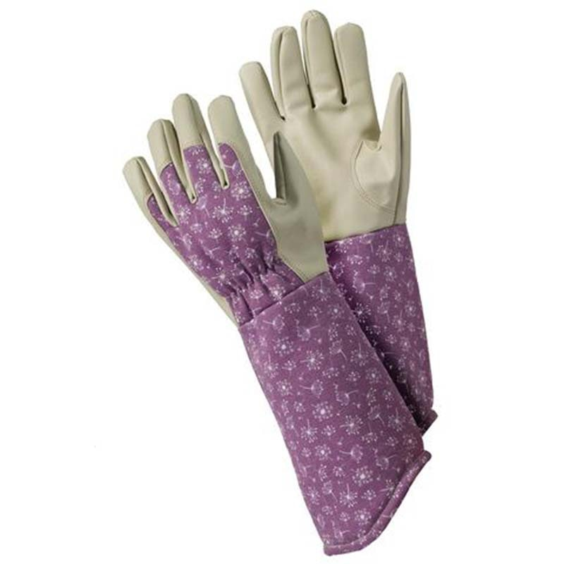 Gardening Gloves Work Planting Housework for Men Women Proof Rose Pruning With Long Forearm Gauntlet