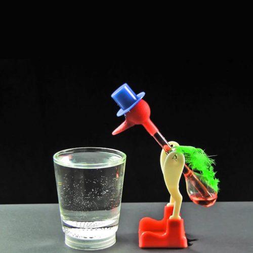 Perpetual Motion Drinking Lucky Bird