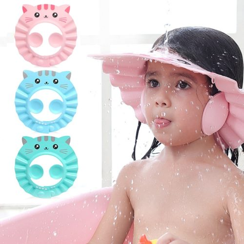 Bath Visor for Toddlers Shower Cap