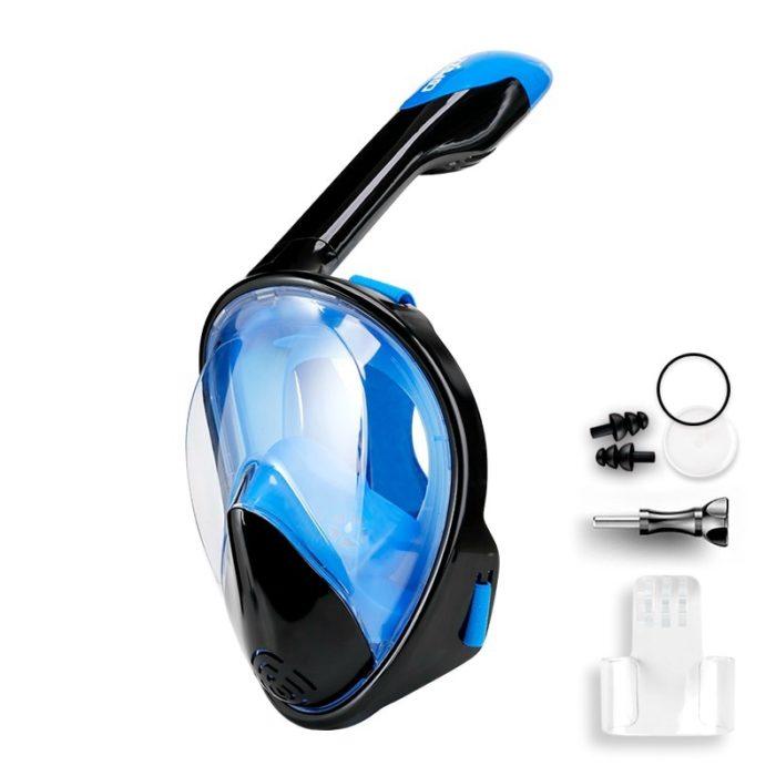 Full Face Snorkel Anti-Fog Mask