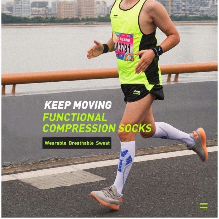 Unisex Long Compression Socks