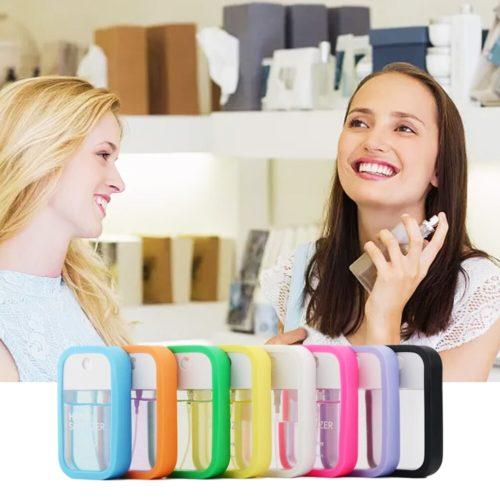Card Type Pocket Spray Bottle