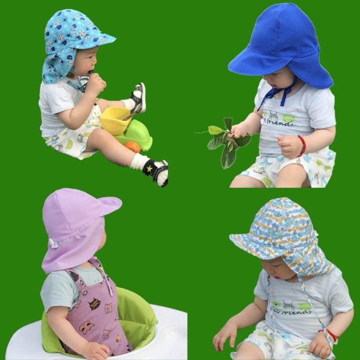 Kids Summer Hat Sun Protection