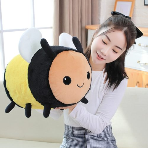 Cute Bee Plush Animal Toy