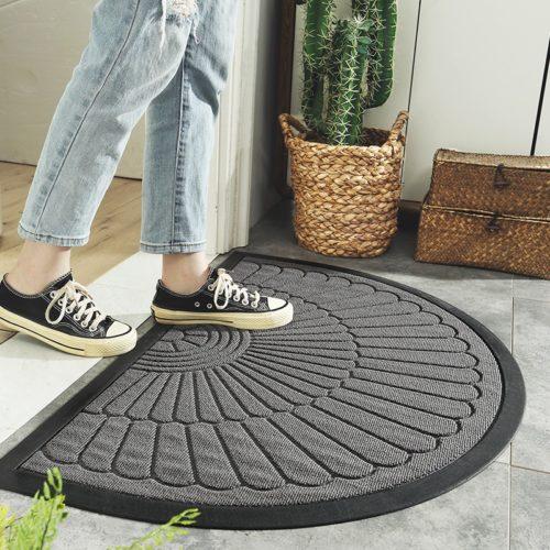 Semi-circle Front Door Floor Mat