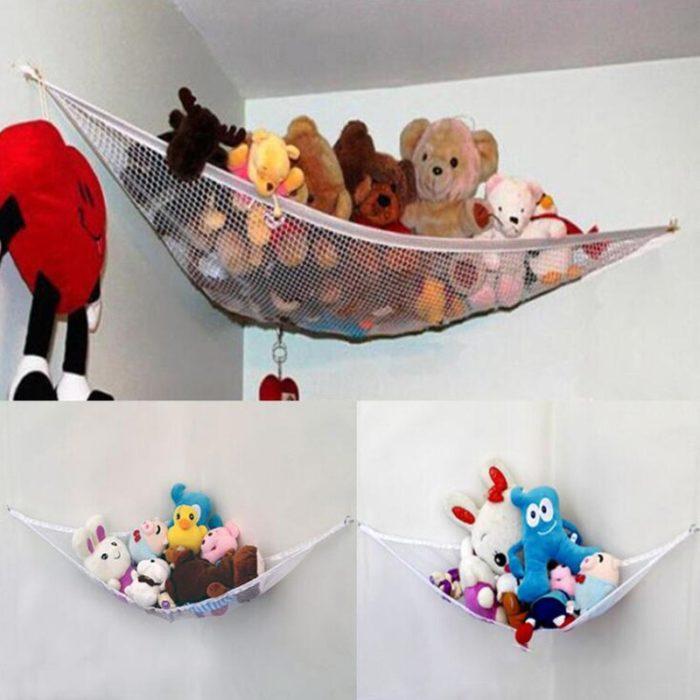 Teddy Hammock Toys Storage Net