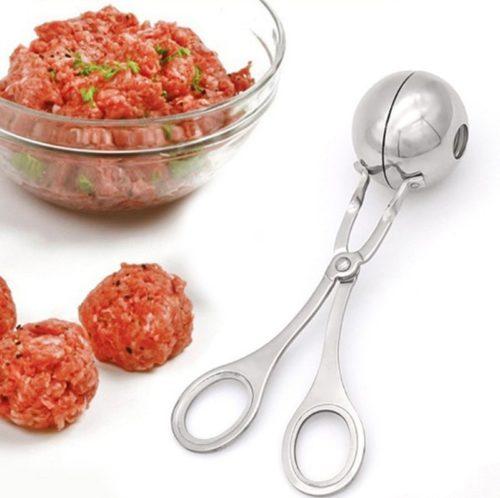 Stainless Steel Meatball Scoop Shaper