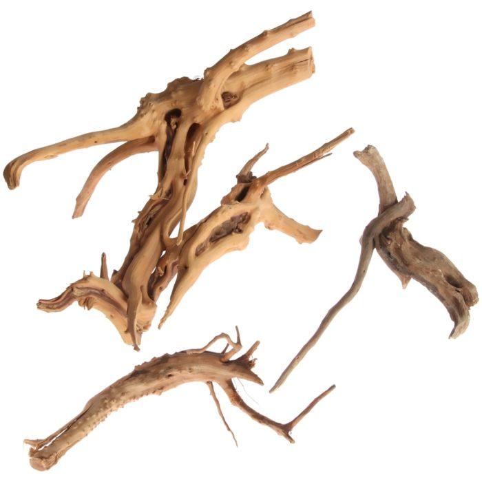 Natural Wood Root Reptile Driftwood