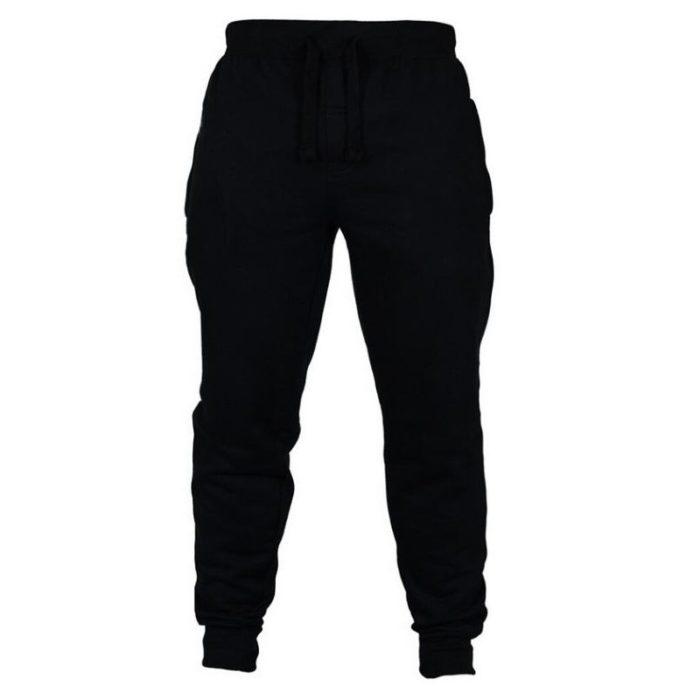 Mens Jogger Pants Workout Sweatpants