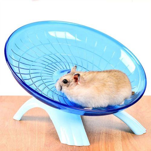 Hamster Flying Saucer Pet Running Disc