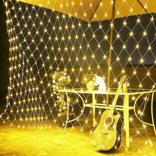Net Lights String LED Mesh Decor