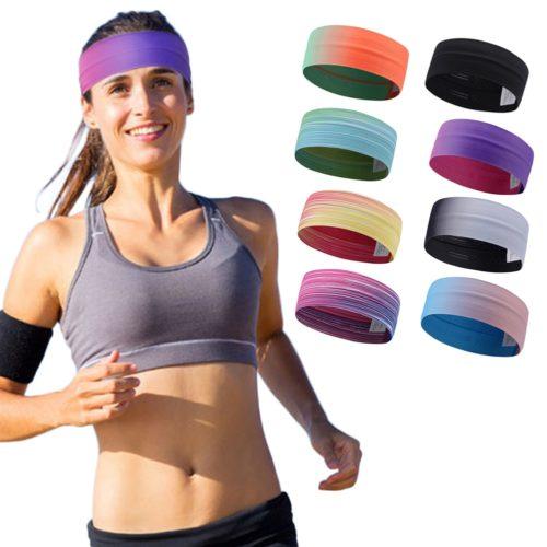 Exercise Headband Breathable Sweatband