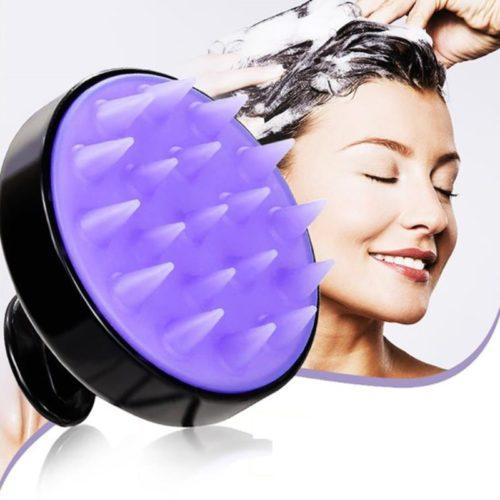 Shampoo Massage Brush Scalp Massager