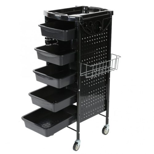 Six Layer Salon Trolley Cart