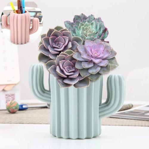 Cactus Vase Creative Home Decoration