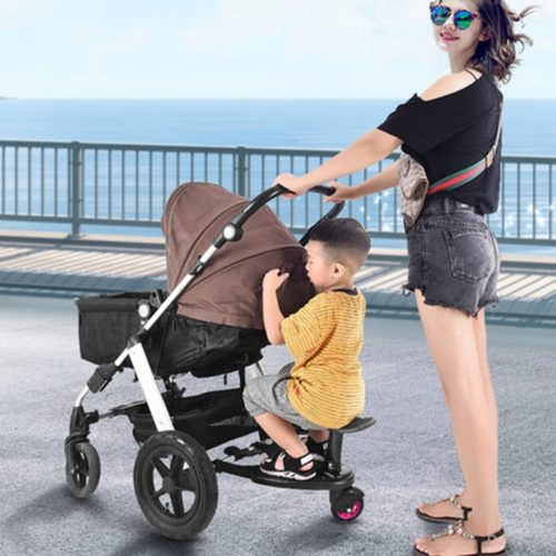 Stroller Standing Board with Straps