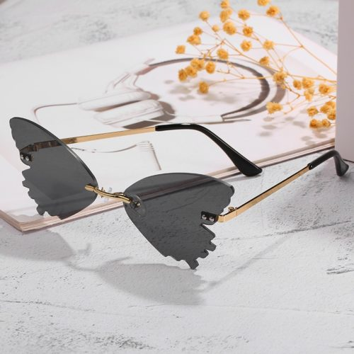 Vintage Style Butterfly Sunglasses